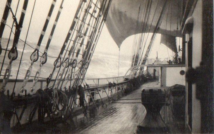 Monkbarns deck view 1925